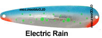 SILVER STREAK Electric Rain