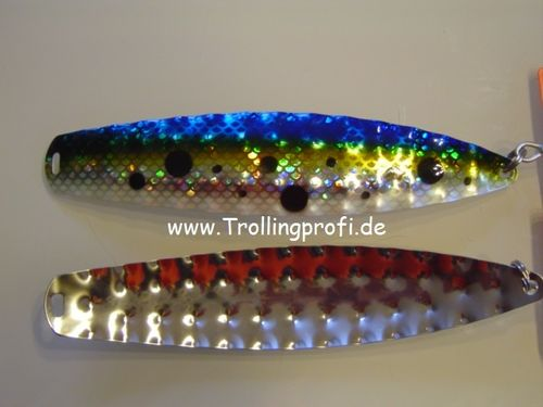 HYBRIDEN   Metallic Blue - Fluo Yellow - Silver