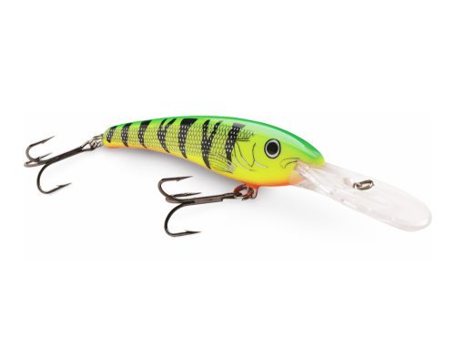 DTH 15 Farbe 660 Hot Green Tiger