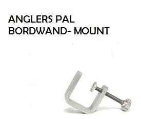 ANGLERS PAL BORDWAND MOUNT