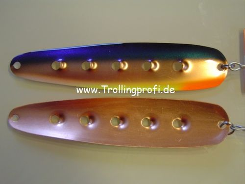 NASTY BOY 148 mm Copper Hering