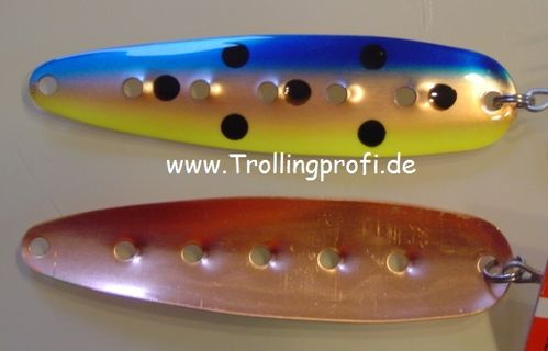 NASTY BOY 120 mm COPPER SWEDISH FLAG